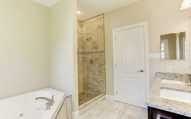 small modular bath