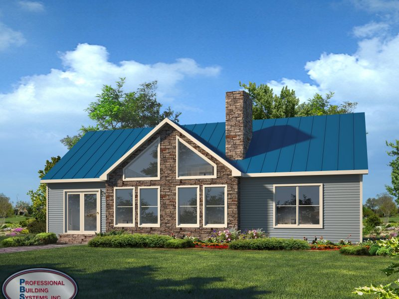 Adirondack Style Floor Plan Virginia Modular Homes